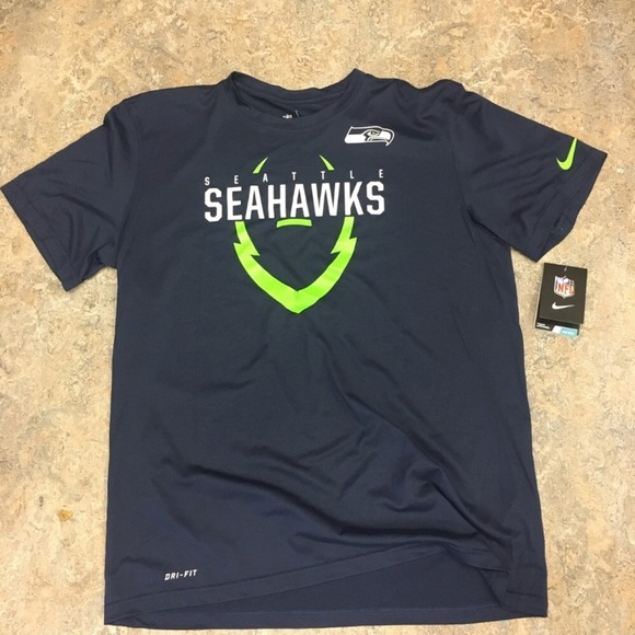 Seattle Seahawks Nike Dri-Fit Icon T-Shirt 993918526